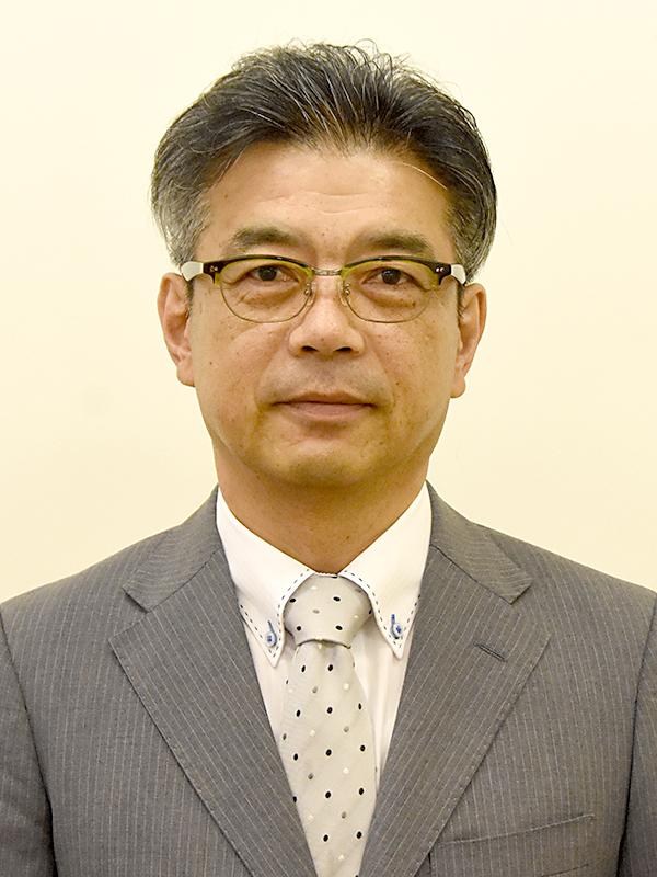 教授 佐々木 鉄男