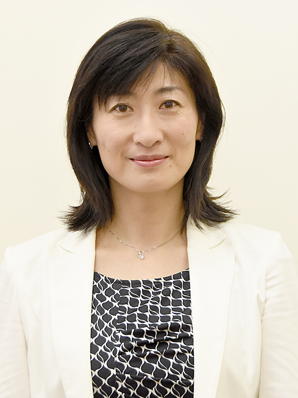 准教授 菊地 直子