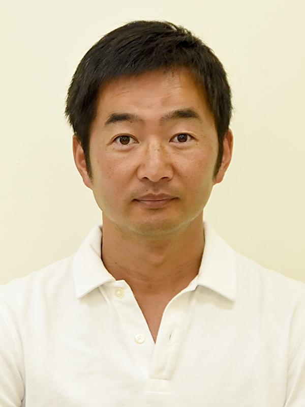 准教授 吉井 秀邦