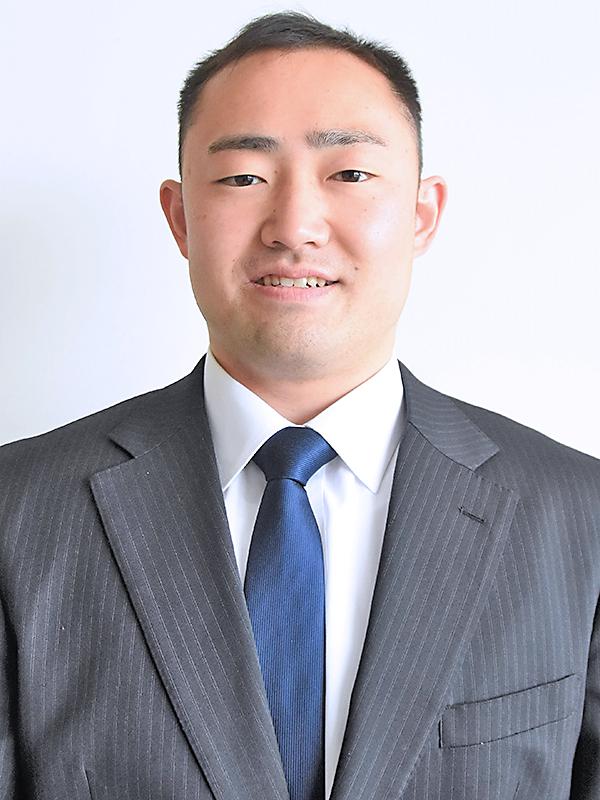 助手,トレーナー 浅野 勝成