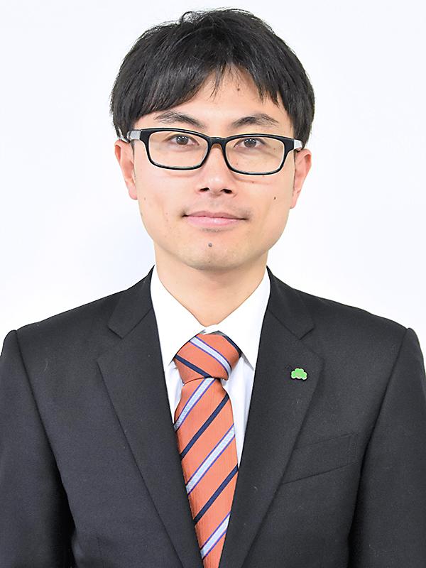 助手,トレーナー 小野 勇太