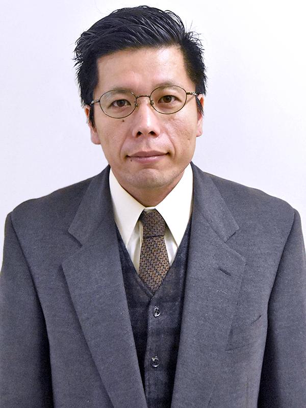 准教授,安全・安心 藪 耕太郎