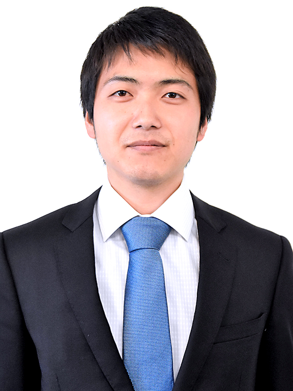 助手,トレーナー,安全・安心 遠藤 皓樹