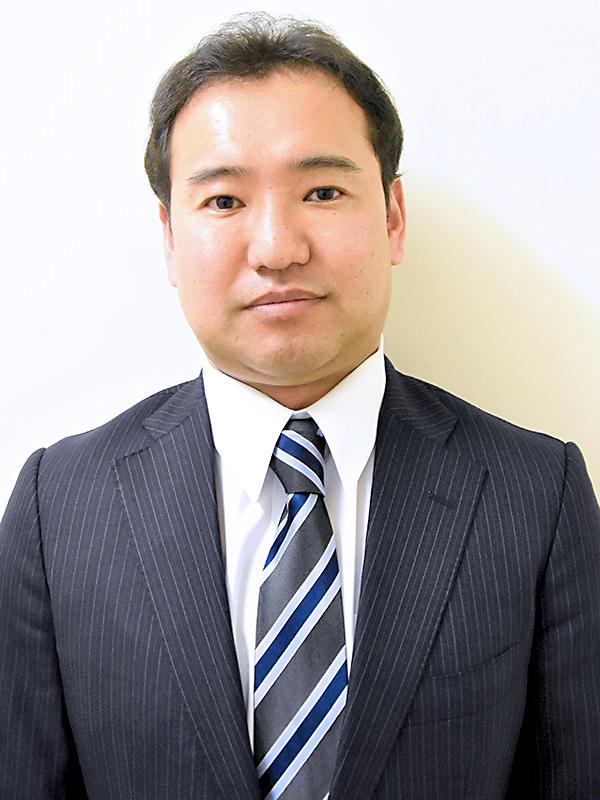 准教授,トレーナー 髙橋 陽介