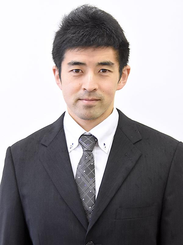 助手,トレーナー 小野 雅洋
