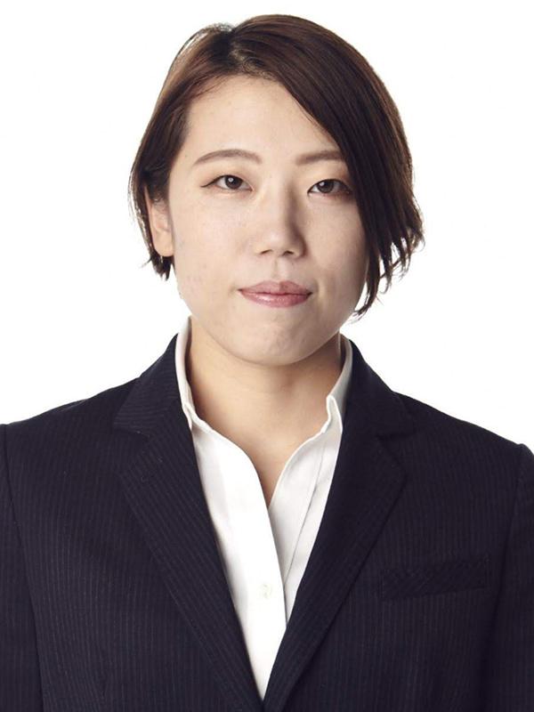 助手,トレーナー 永山 陽奈子